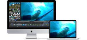 Der Zielanzeigemodus ermöglicht es Ihnen, Ihren alten iMac als Monitor zu verwenden