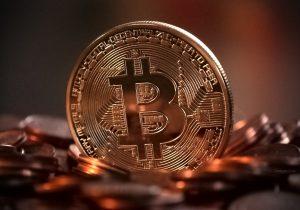 Bei Bitcoin steigt der Bitcoin wieder